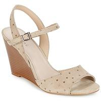 Shoes Women Sandals André BECKY Beige