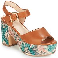 Shoes Women Sandals André ALTO Camel