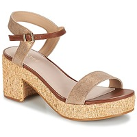 Shoes Women Sandals André PALMITA Bronze