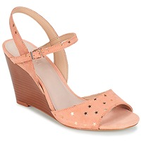 Shoes Women Sandals André BECKY Pink