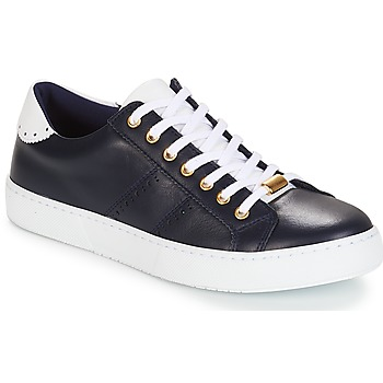 Shoes Women Low top trainers André BERKELEY Marine