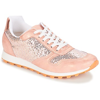 Shoes Women Low top trainers André RUNY Pink
