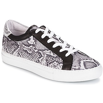 Shoes Women Low top trainers André AWALE Black