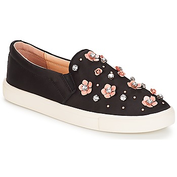 Shoes Women Slip ons André FRESIA Black