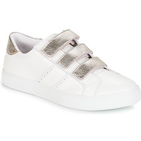 Shoes Women Low top trainers André PADDLE White