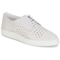 Shoes Women Low top trainers André PRESAGE White