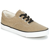 Shoes Women Low top trainers André FUSION Gold