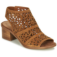 Shoes Women Sandals André CARIOCA Camel