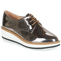 Shoes Women Derby shoes André CHICAGO Silver