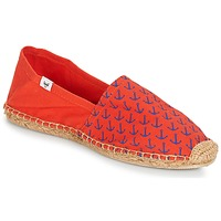 Shoes Men Espadrilles André OHE MATELOT Red
