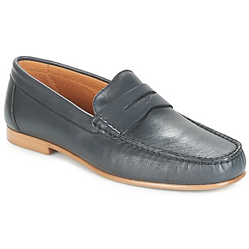 Shoes Men Loafers André DIEGO Grey