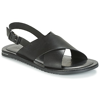 Shoes Men Sandals André SILVIO Black