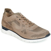 Shoes Men Low top trainers André GUIDO Taupe