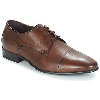 Shoes Men Derby shoes André MORGANI Brown