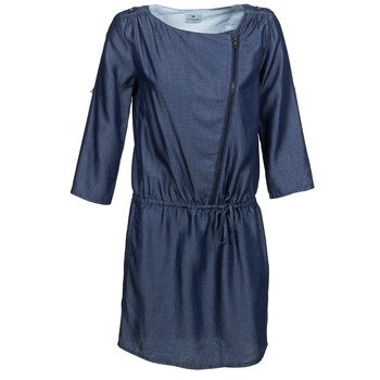 material Women Short Dresses Chipie JULIETTE Blue