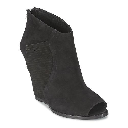 Shoes Women Ankle boots Ash LYNX Black
