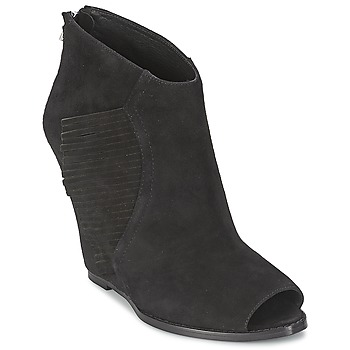 Ankle boots / Boots Ash LYNX Black 350x350