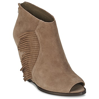 Ankle boots / Boots Ash LYNX TAUPE 350x350