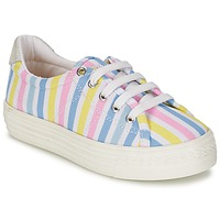 Shoes Girl Low top trainers Shwik STEP LO CUT Multicolour