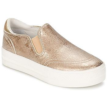 Shoes Women Slip ons Ash JUNGLE Gold