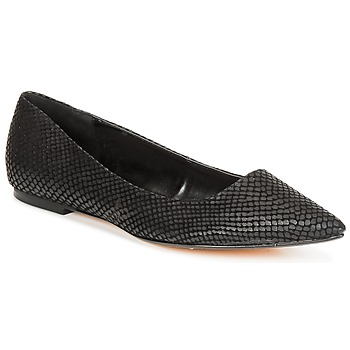 Shoes Women Ballerinas Dune AMARIE Black