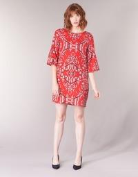 material Women Short Dresses Vero Moda VMGYANA Red