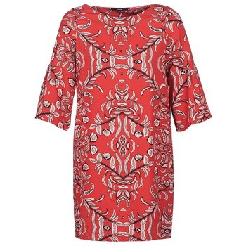 material Women Short Dresses Vero Moda VMGYANA Red