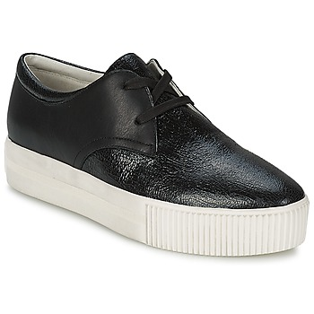 Shoes Women Low top trainers Ash KEANU Black
