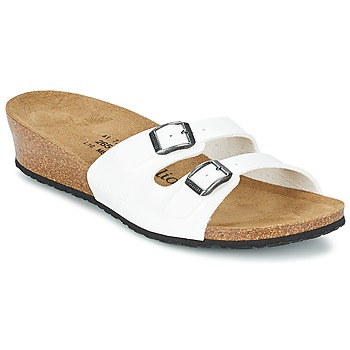 Shoes Women Mules Papillio ANNE VARNISH / White