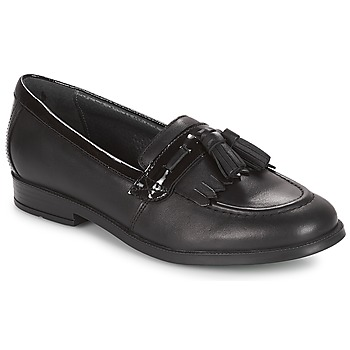 Shoes Girl Loafers Start Rite LOAFER PRI Black