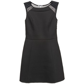 material Women Short Dresses Betty London BIJOU Black