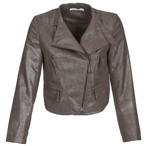 material Women Jackets / Blazers See U Soon CANDICE Brown