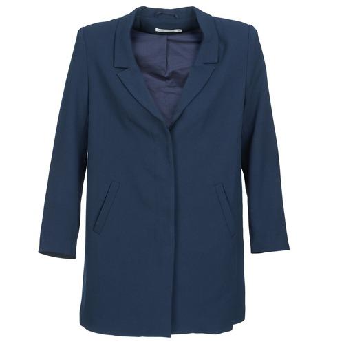 material Women coats See U Soon CARINA Marine