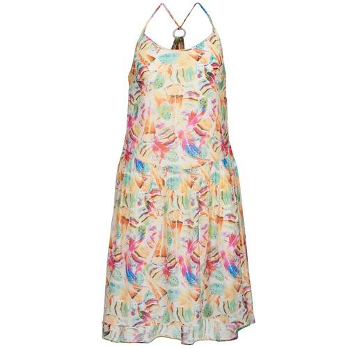 material Women Short Dresses See U Soon CAROLINE Multicoloured