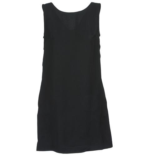 material Women Short Dresses See U Soon CARSON Black