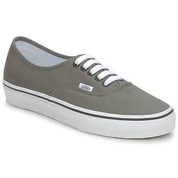 Shoes Low top trainers Vans AUTHENTIC Grey