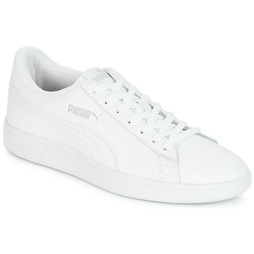 PUMA Smash v2 L Low Boot Sneaker Schwarz Schuhe, Gr | real