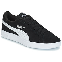 Shoes Children Low top trainers Puma SD V2 JR BOY182 Black