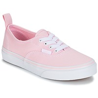 Shoes Girl Low top trainers Vans UY AUTHENTIC Pink