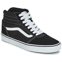 Shoes Children Low top trainers Vans V MN WARD H Black