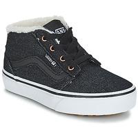 Shoes Children Low top trainers Vans VYT CHAPMID MTE Grey / Anthracite