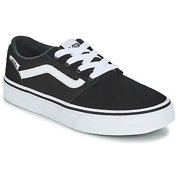 Shoes Children Low top trainers Vans VYT CHAPM STRIP Black