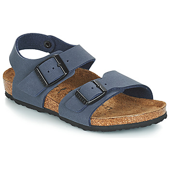 Shoes Boy Sandals Birkenstock NEW YORK Blue