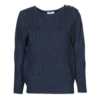 material Women jumpers Betty London JEDRO Marine