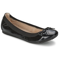 Shoes Women Ballerinas Moony Mood BOLALA Black / Patent