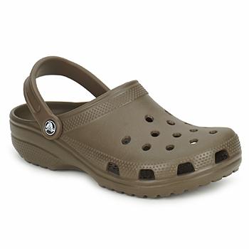 Shoes Clogs Crocs CLASSIC CAYMAN Chocolate