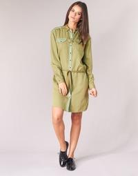 material Women Short Dresses Scotch & Soda JULIENAS Khaki