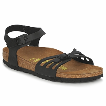 Shoes Women Sandals Birkenstock BALI Black / Matt