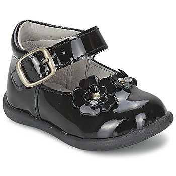 Shoes Girl Ballerinas Citrouille et Compagnie ASKO Black