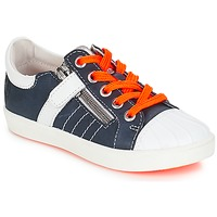 Shoes Boy Low top trainers GBB MAXANCE Vte / Navy white